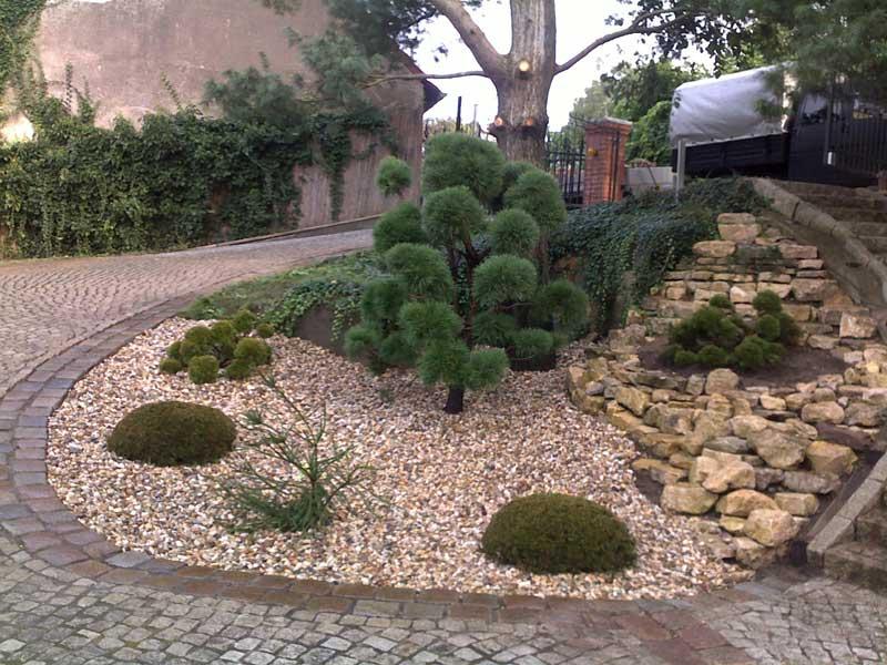 Steingarten Terasse Garten Design Ideen Um Ihr Zuhause